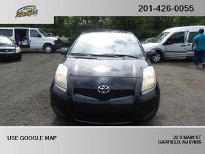 2009 Toyota Yaris for Sale in Garfield, NJ