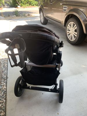 City select double stroller for Sale in Riverside, CA