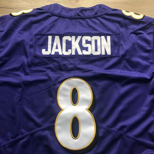BACK IN STOCK! 🔥 Lamar Jackson #8 Baltimore Ravens Nike NFL Purple Jersey + Size Large or XL + WE ONLY SHIP! 🎁💨 for Sale in Owings Mills, MD