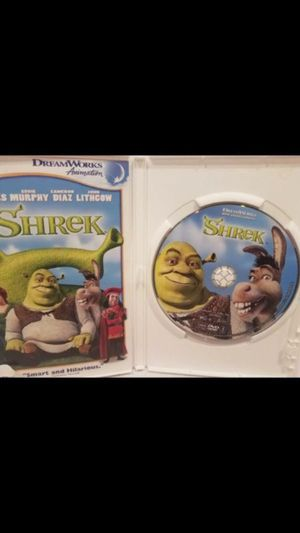 Shrek DVD Movie for Sale in New York, NY
