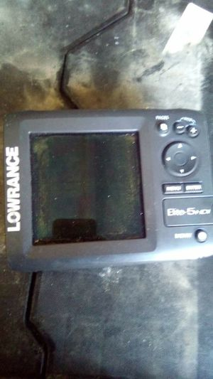 Depth finder for Sale in Columbia, MO