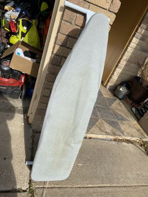 Ironing board for Sale in Frisco, TX