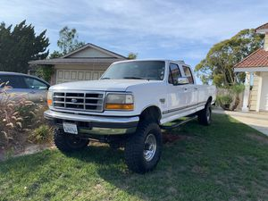 Ford F-350 4x4 7.3 diesel for Sale in Fountain Valley, CA