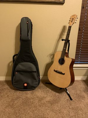 Fender acrostic guitar for Sale in Tyler, TX