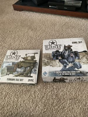 Dust tactics board game for Sale in Aurora, CO