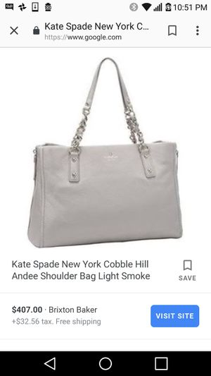 Authentic kate spade handbag for Sale in Arvada, CO