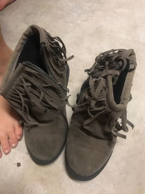 Size 12 $5 kids girls boots for Sale in Round Rock, TX