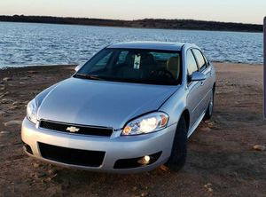 2012 Chevy impala ltz for Sale in Clyde, TX