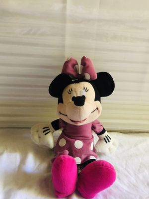 "1993 Disney Minnie Mouse 12"" plush for Sale in COCKYSVIL, MD"