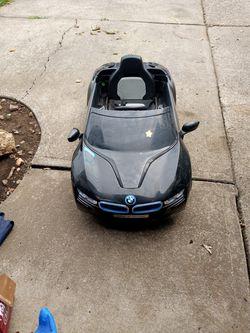 Power wheel BMW kids toy for Sale in Portland,  OR