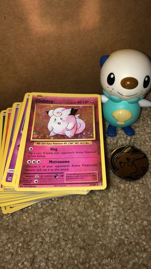 Pokémon cards & Toy for Sale in Portland, OR
