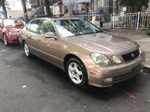 1998 Lexus GS400 (WANT TO SELL TODAY!!!!) for Sale in Brooklyn, NY