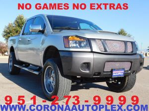 2008 Nissan Titan for Sale in Norco, CA