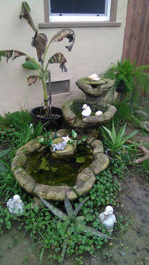 Fountain for Sale in Sacramento, CA
