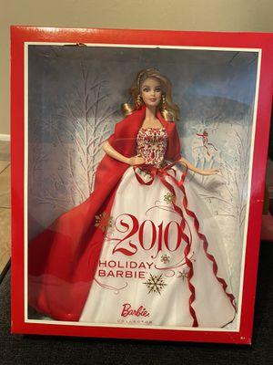 2010 Holiday Barbie for Sale in Tempe, AZ
