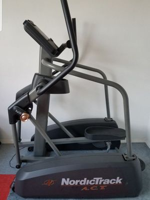 Nordictrack exercise elliptical price negotiable for Sale in New York, NY