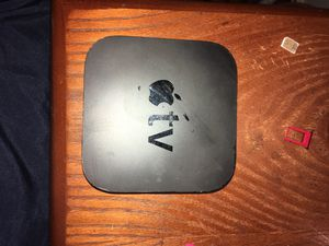 Apple TV no remote for Sale in Washington, DC