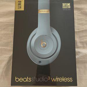 Beats Studio 3 Wireless Headset for Sale in Philadelphia, PA