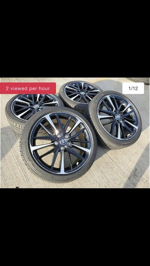 "19"" Rims and Tires for Sale in Upper Marlboro, MD"
