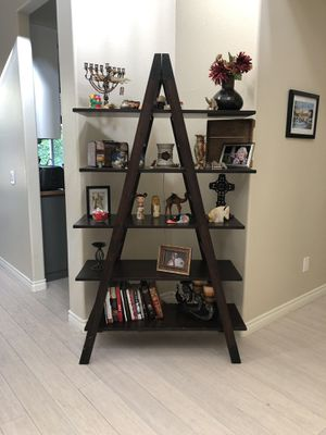 A Line Ladder Shelf for Sale in Temecula, CA