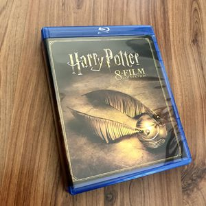 Harry Potter: Complete 8-Film Collection Set (Blu-ray Disc, 8-Disc Set) for Sale in Temecula, CA