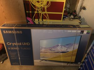 """65"""" Samsung SmartTV for Sale in Roselle, IL"""