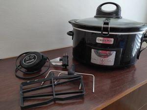 Crock Pot w/ stirring motor 8 qt. for Sale in Inglewood, CA