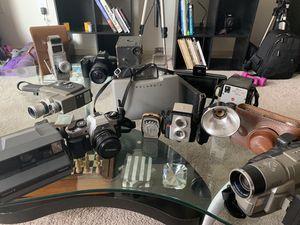 Vintage Cameras For Sale for Sale in Ashburn, VA