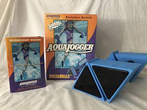 AquaJogger DeltaBells for Sale in Arlington, TX