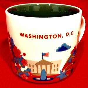 Collectible Starbucks Coffee Mug - Washington D.C for Sale in Stevenson Ranch, CA