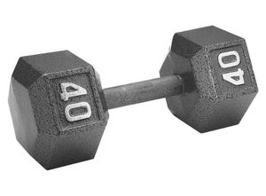 2-40lbs dumbbell for Sale in Pueblo, CO
