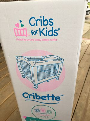 Baby crib ,cribette. for Sale in Columbus, OH