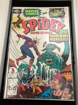 Spiderman Super stories for Sale in Los Angeles, CA