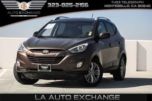 2014 Hyundai Tucson for Sale in Montebello, CA