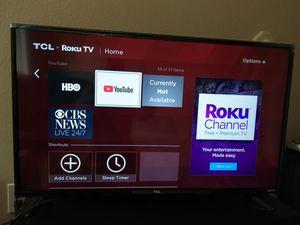 TCL Roku TV 5135X for Sale in Redmond, WA
