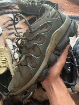 """Vapormax Plus """"Army Green"""" for Sale in Bolingbrook, IL"""
