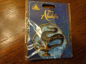 Disney Aladdin wishes come true pin for Sale in Glendale, AZ