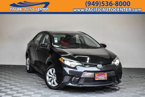 2016 Toyota Corolla for Sale in Fontana, CA