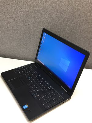 Laptop Dell intel i7 16GB memory 250gb SSD windows 10 PRO for Sale in Lakewood, CA