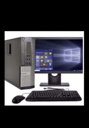 Dell computer /webcam HD/ WiFi/antivirus /DVD RW for Sale in Baldwin Park, CA