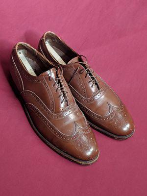 Vintage Florsheim imperial size 10 1/2 shoes for Sale in Bartlesville, OK
