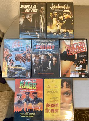 New Urban DVDs for Sale in San Jose, CA