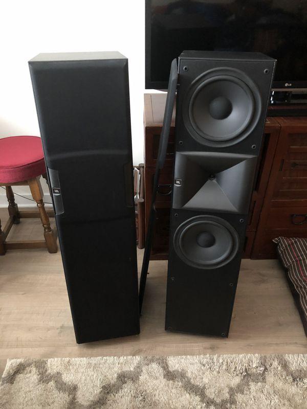 JBL Tower Speakers