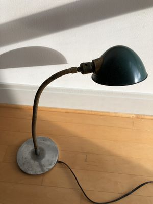 Vintage Hubbell gooseneck table lamp for Sale in Washington, DC