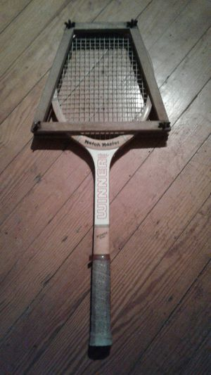 Vintage winner match master power model tennis racket for Sale in S CHESTERFLD, VA