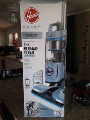 Brand new Hoover vac for Sale in Holiday, FL
