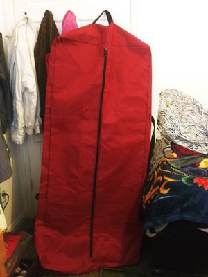 """Heavy duty canvas bags... 57"""" long x 25"""" wide x 22 in high. The zipper is 54"""" long. A handle on each end and 2 in the middle. Waterproof bags . for Sale in Magna, UT"""