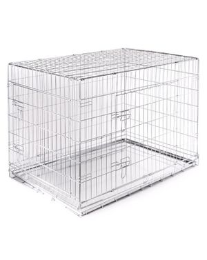 Medium dog cage crate for Sale in Cleveland, OH