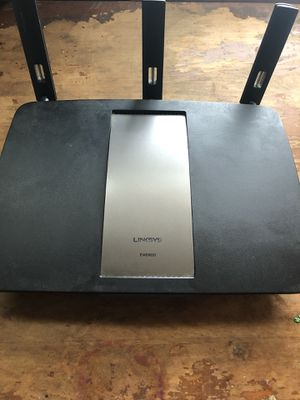 Linksys AC1900 Wi-Fi Wireless Dual-Band+ Router for Sale in Charles Town, WV