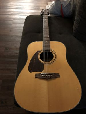 Ibanez acoustic guitar. for Sale in Hendersonville, TN